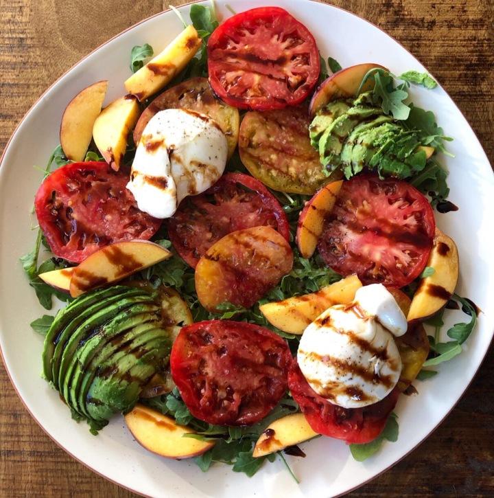 SAVE SUMMER salad